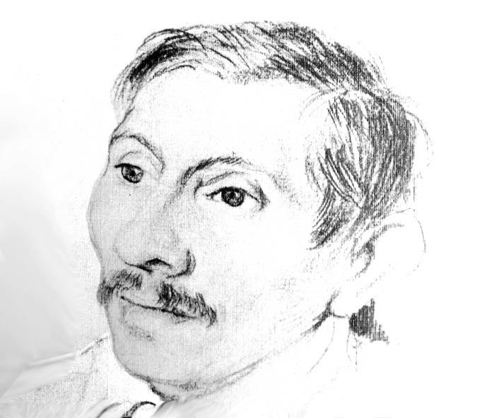 Худ. И.Глазунов