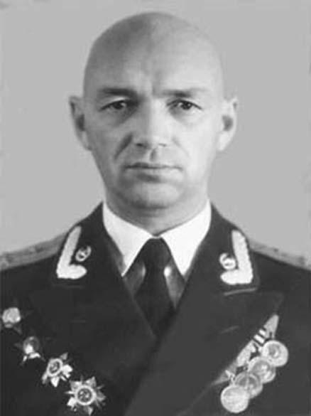 Полковник А.М.Тишкин